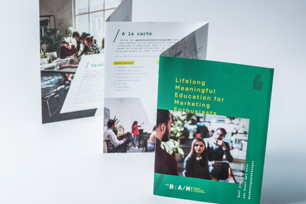 Belgian Association of Marketing - Brochure
