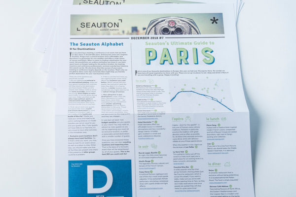 Seauton International - Krantje