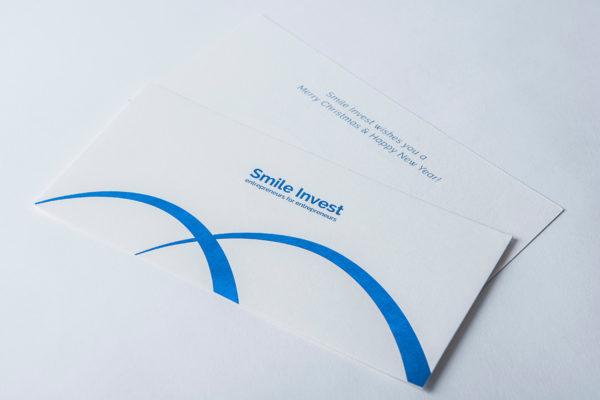 Smile Invest - Visitekaartjes