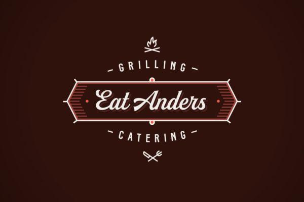 Eat Anders - Logo