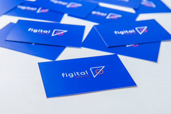 Figital - Visitekaartjes