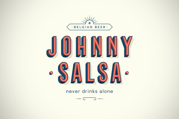 Johnny Salsa - Logo