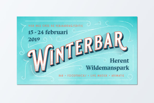 Winterbar - Flyer